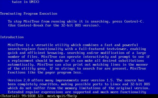Command-line utilities | freedos-repo